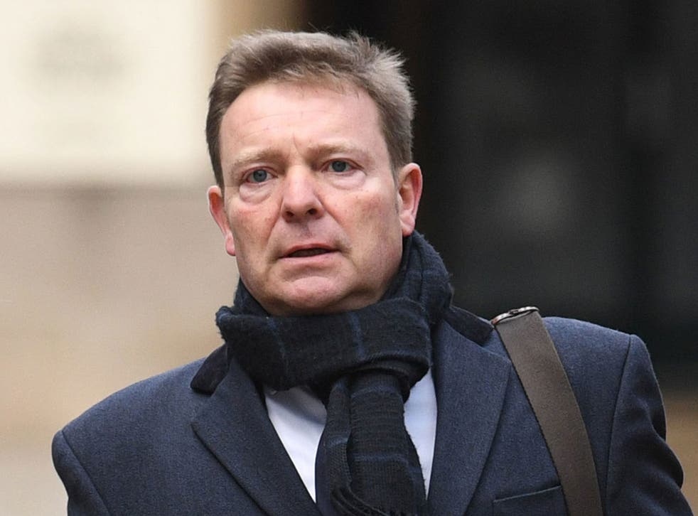 Craig Mackinlay had been accused of falsifying expenses during the 2015 general election campaign
