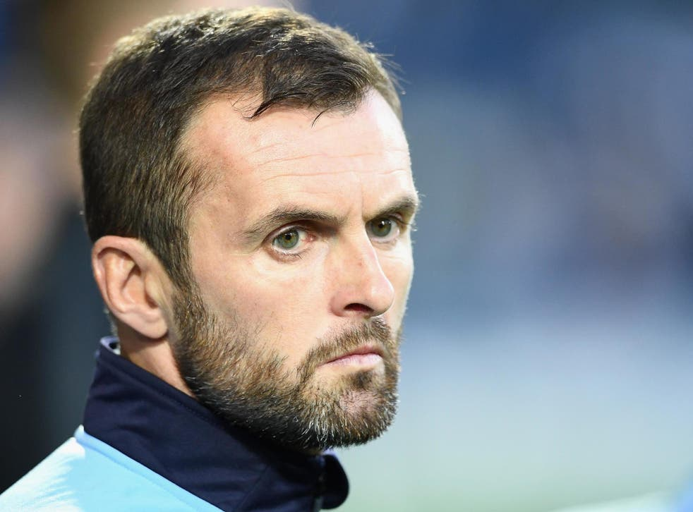 Nathan Jones is now tasked with returning Stoke to the Premier League
