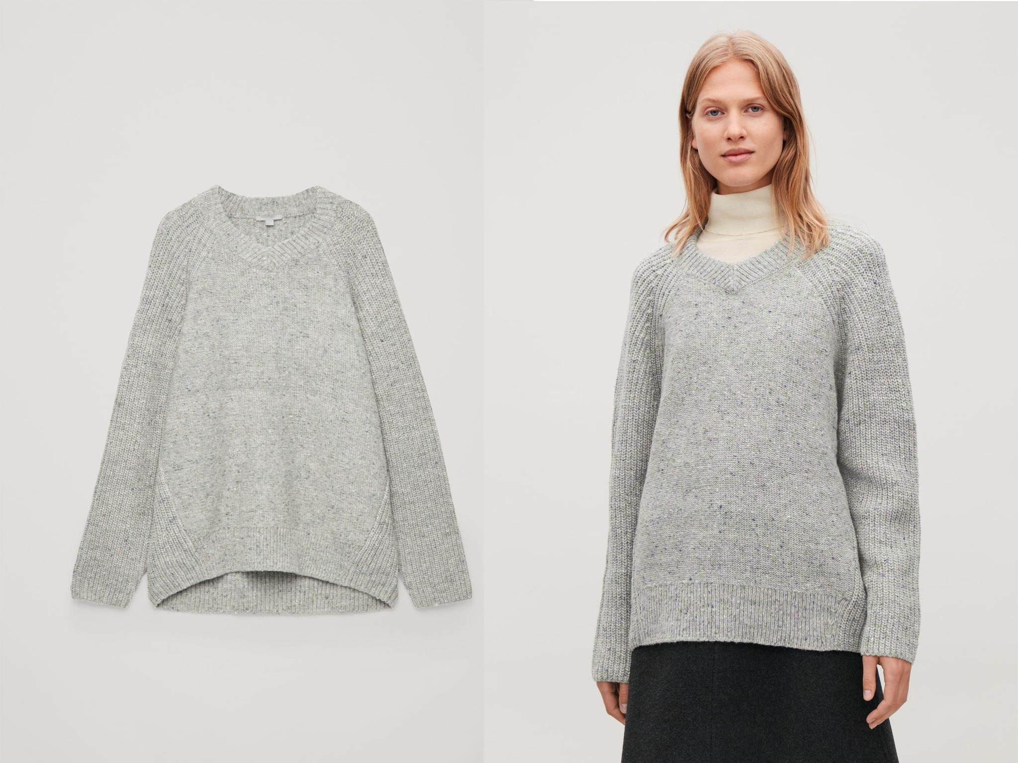 b25cefbec4d 10 best women's chunky knit jumpers | The Independent