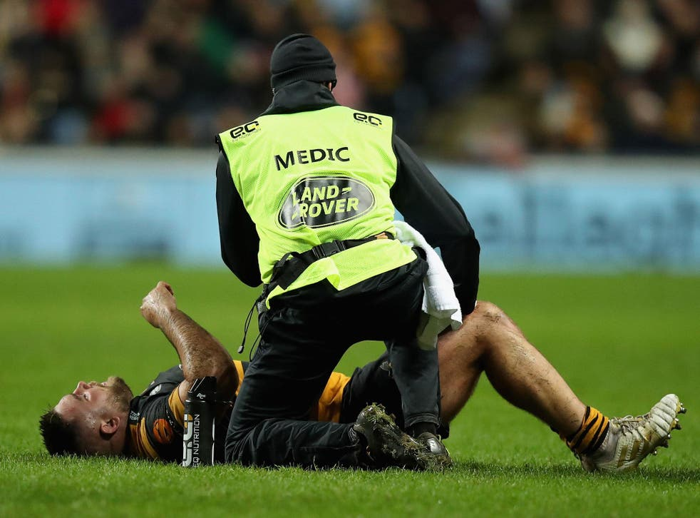 The seriousness of injuries in English rugby is on the rise, according to an RFU report