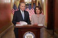 Democrat response gets bigger audience than Trump's border wall speech