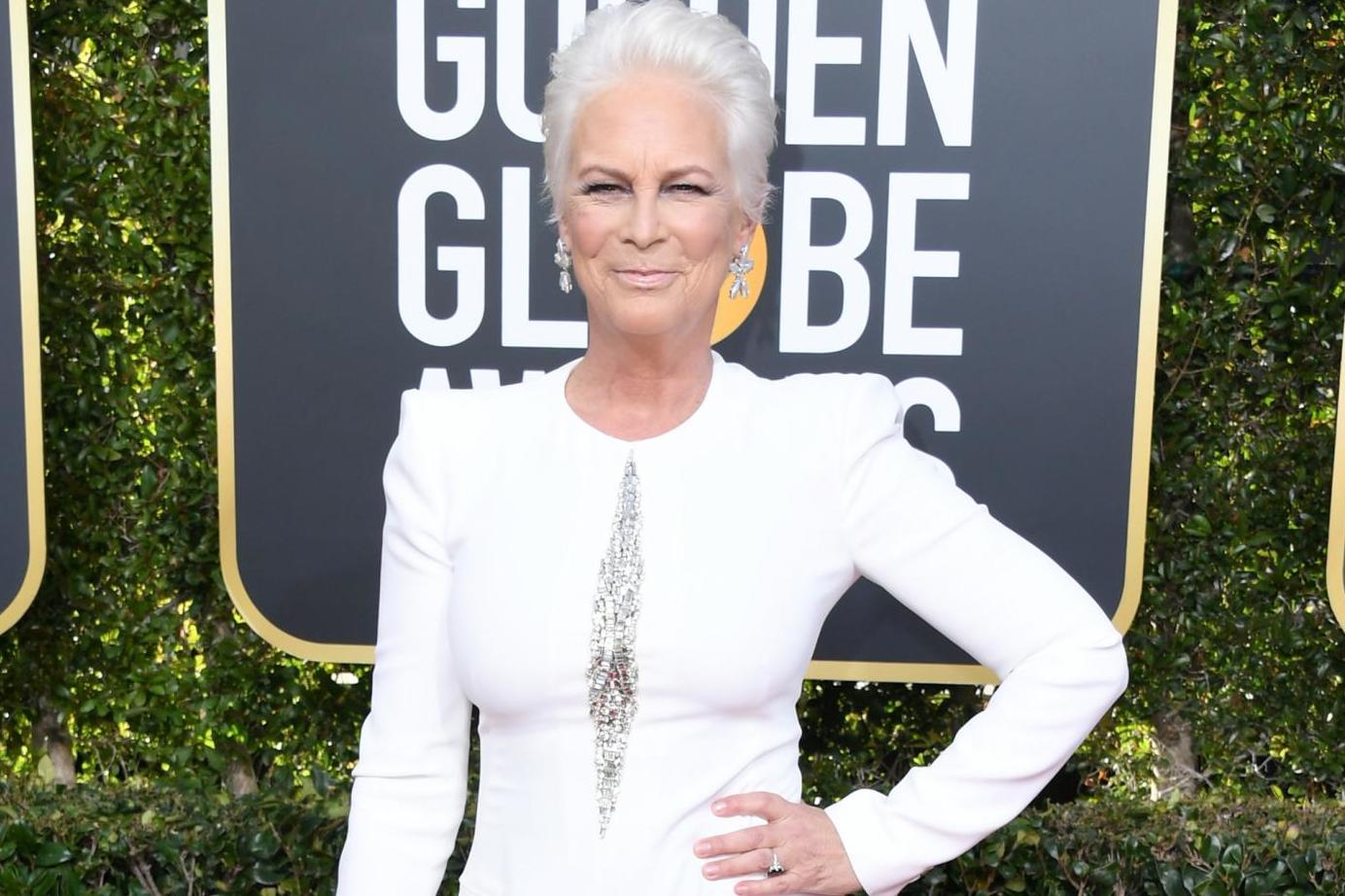 Golden Globes 2019: Jamie Lee Curtis slams viral 'Fiji water girl' for 'blatant promotion'