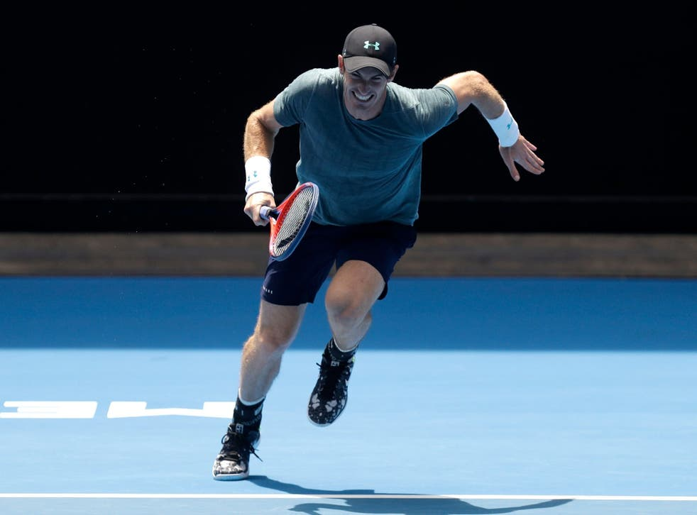 Andy Murray has been handed a tough start to his Australian Open campaign against Roberto Bautista Agut