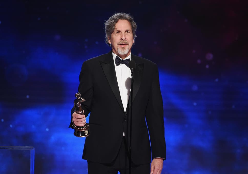 Green Book director Peter Farrelly apologises for flashing