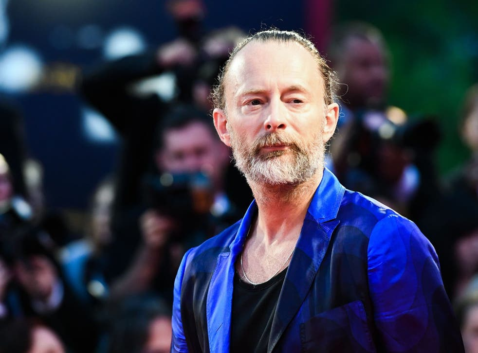 Thom Yorke has said he hopes his work on Suspiria will receive an Oscar nomination