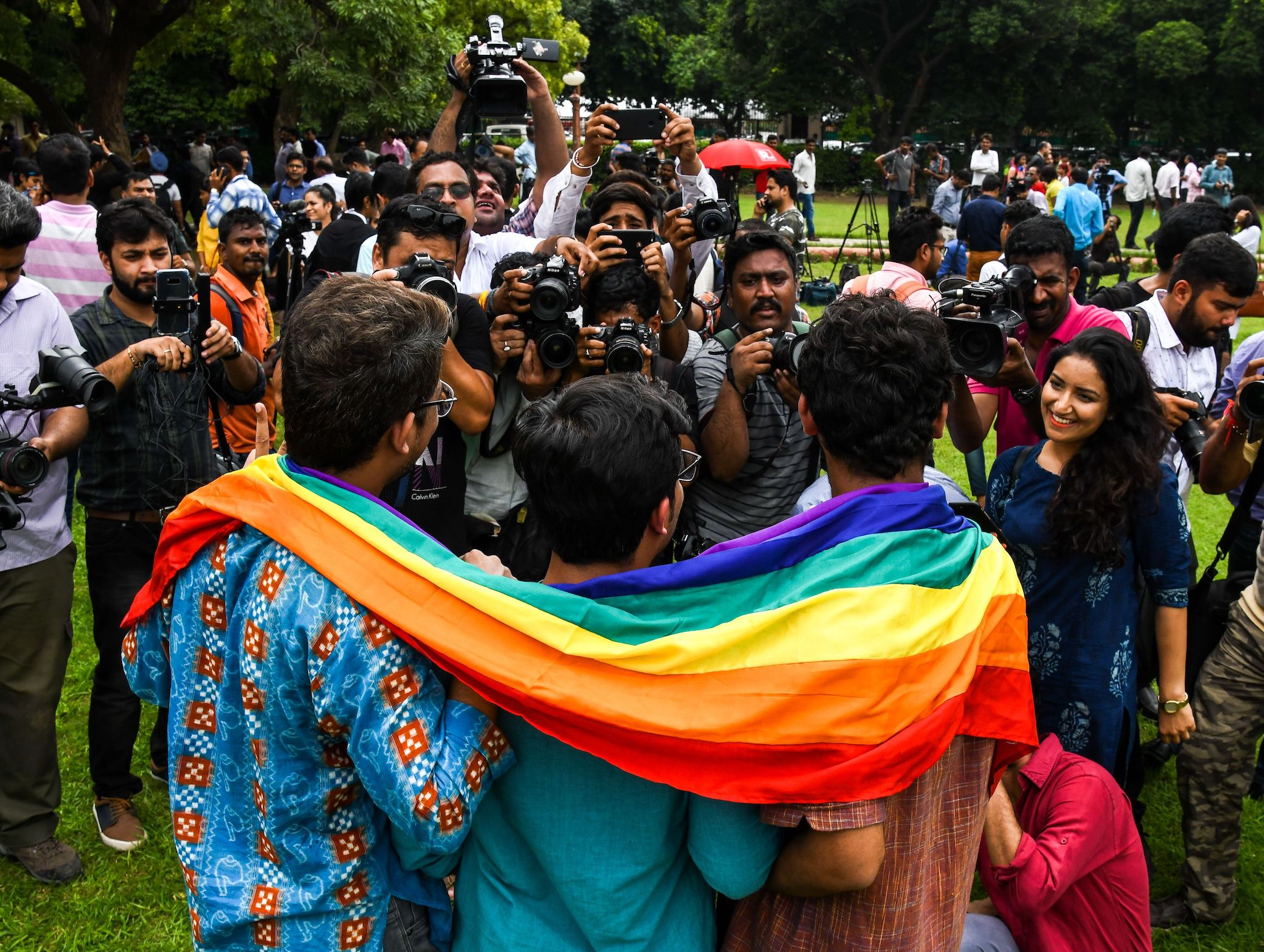 How stigma prevents Delhi's gay men from getting tested for HIV