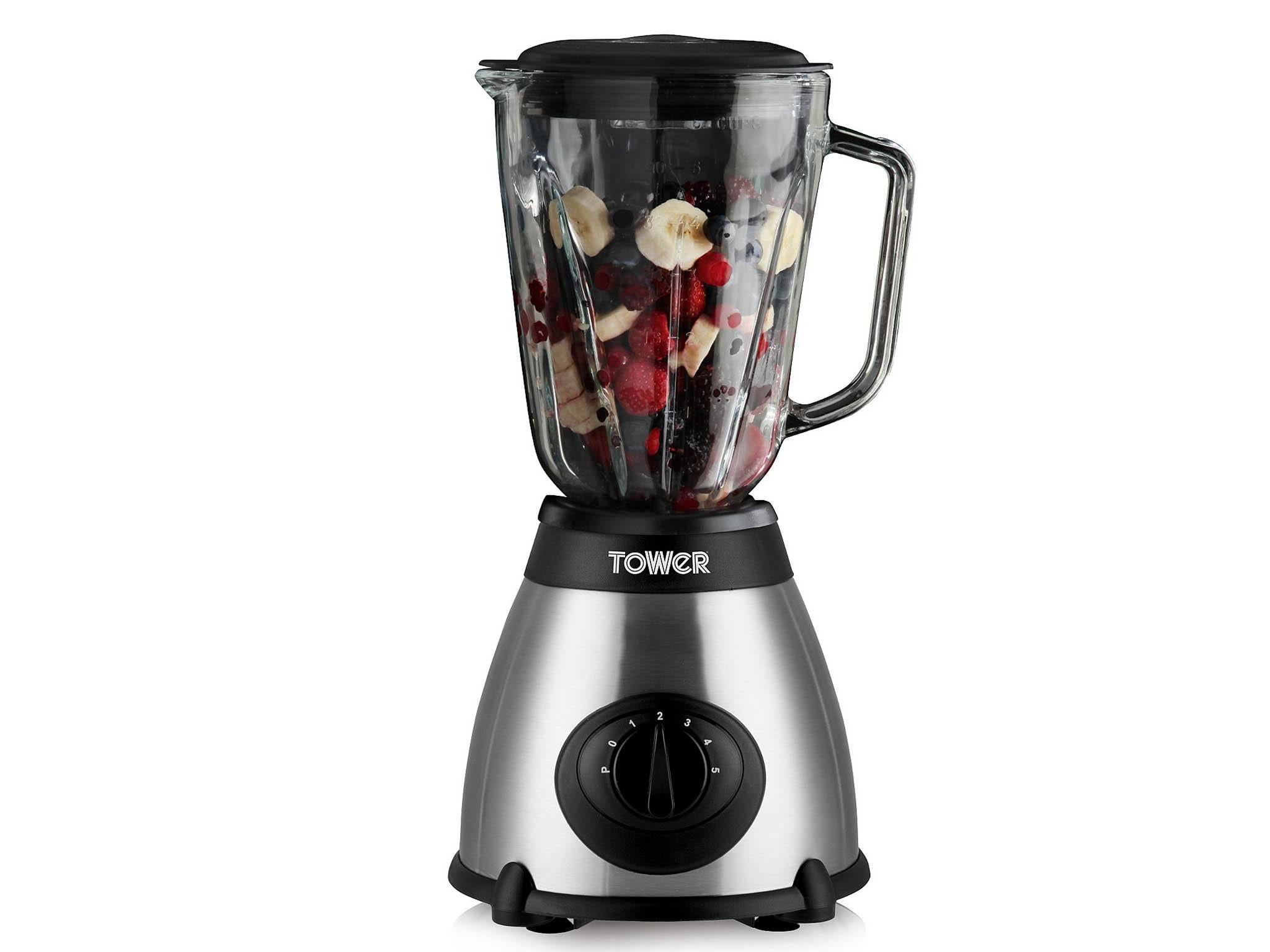 Tower T12008 Glass Blender, £29.99, Asda