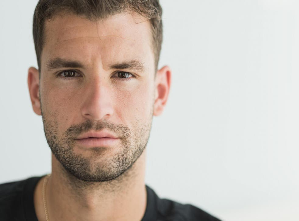 Grigor Dimitrov is delighted with the addition of Andre Agassi to his team