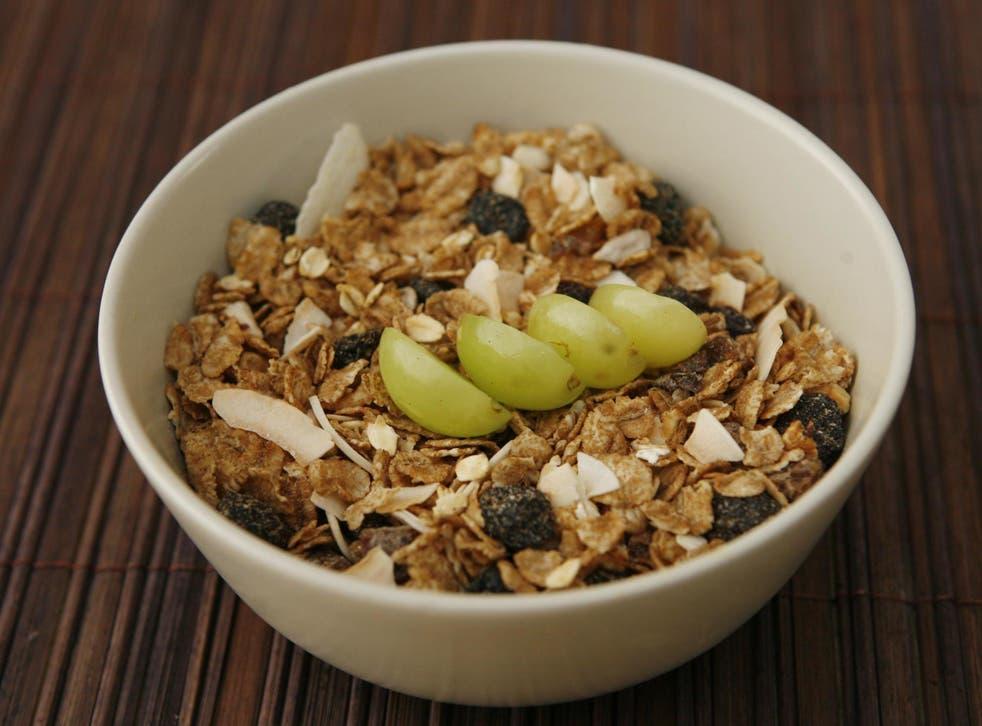 Most British people do not eat enough fibre