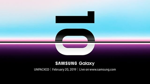 A range of Galaxy smartphones are expected to be released on 20 February, 10 years on from the release of the first Galaxy S-series phone