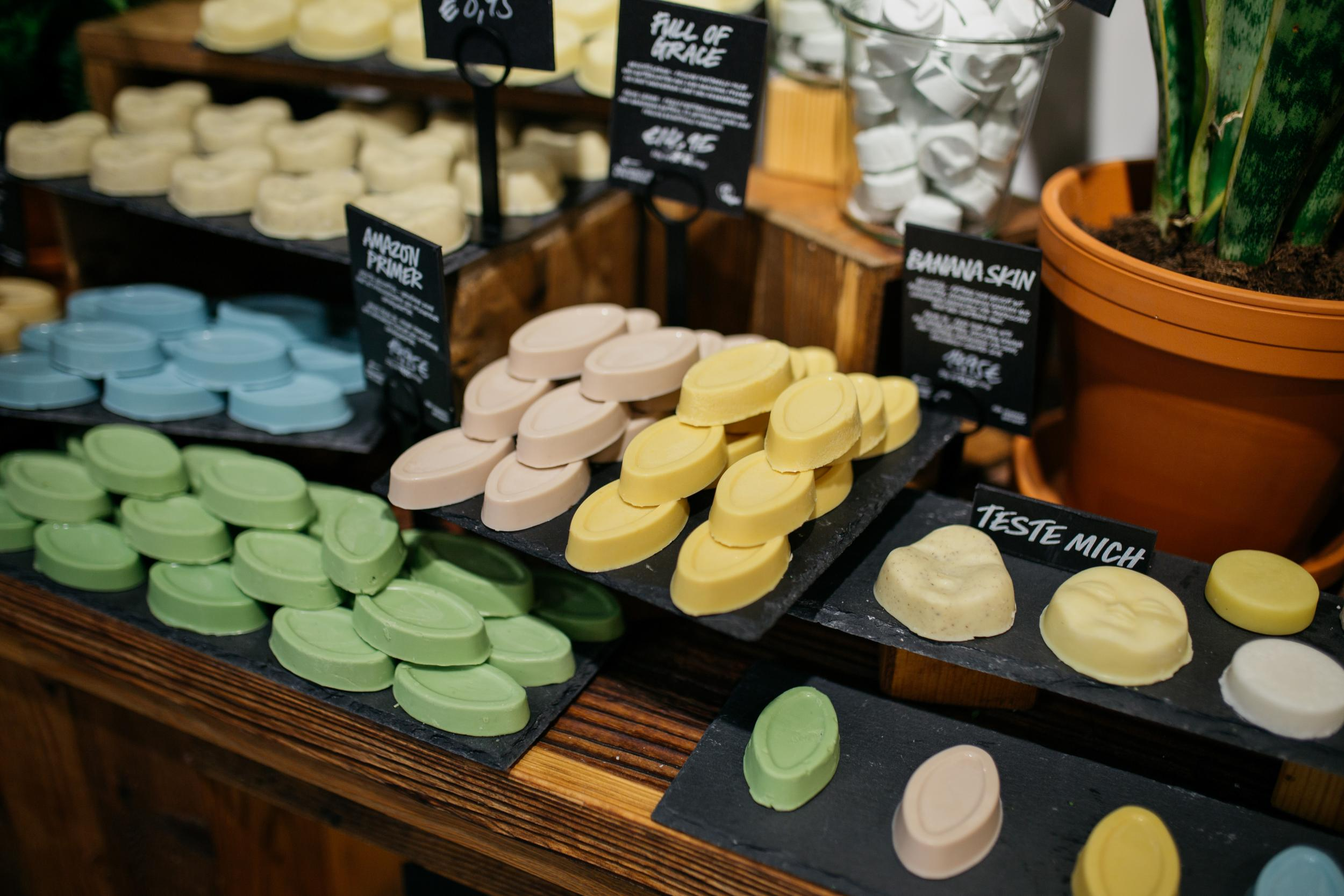 Lush to open first plastic-free store in UK
