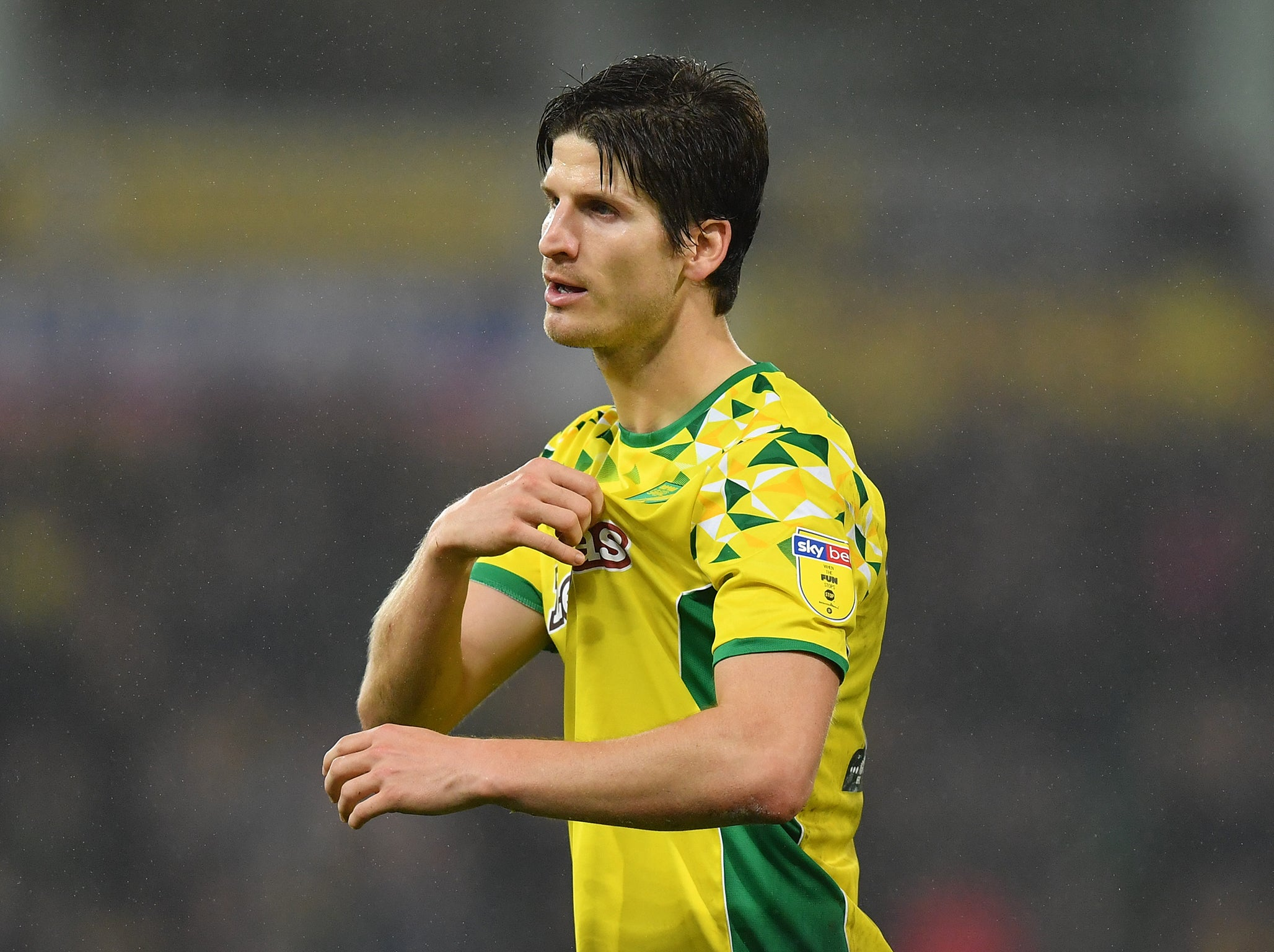 Norwich City defender Timm Klose all for a winter break in English football as injuries take their toll