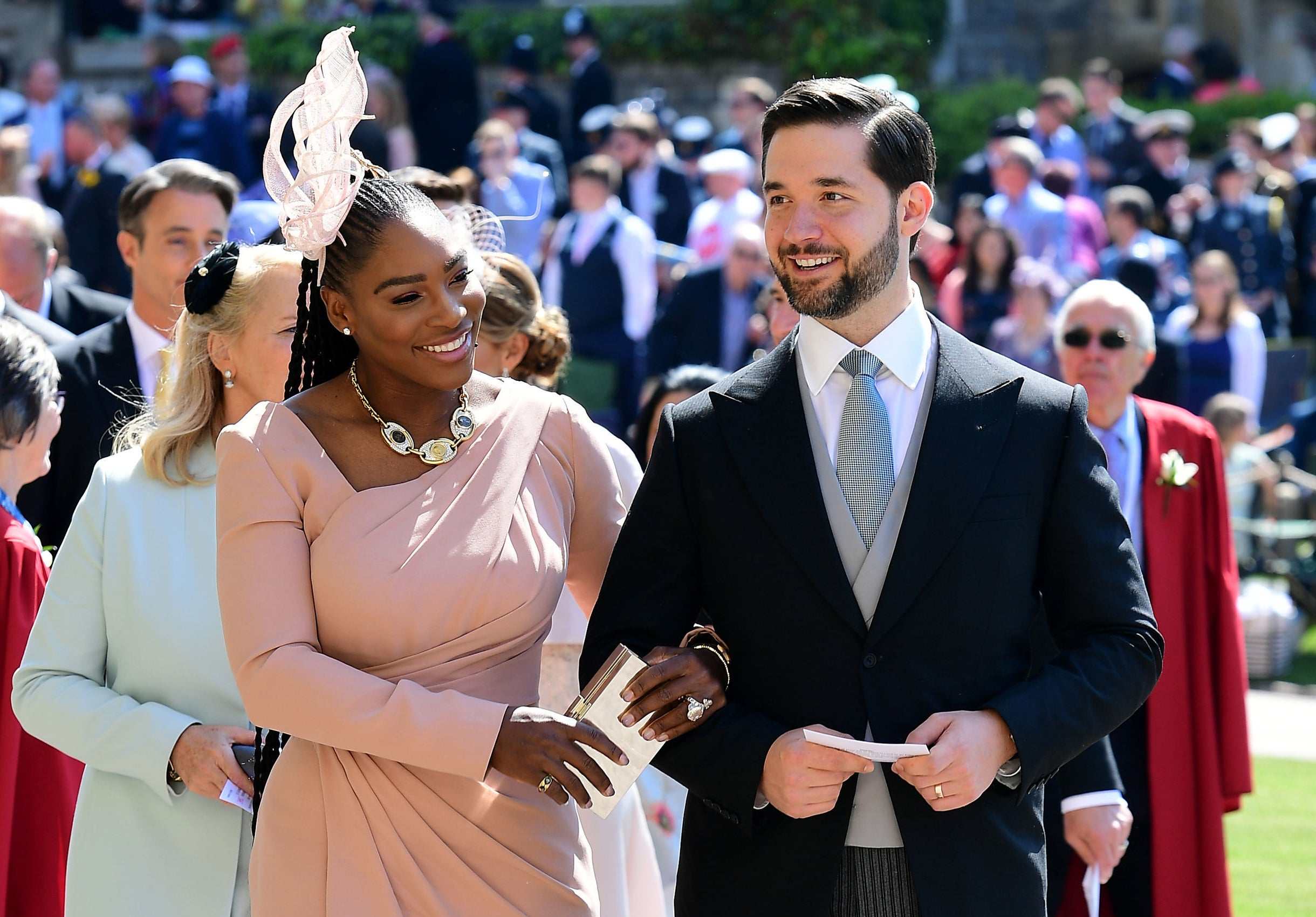 Serena Williams reveals the amazing relationship advice Oprah gave her