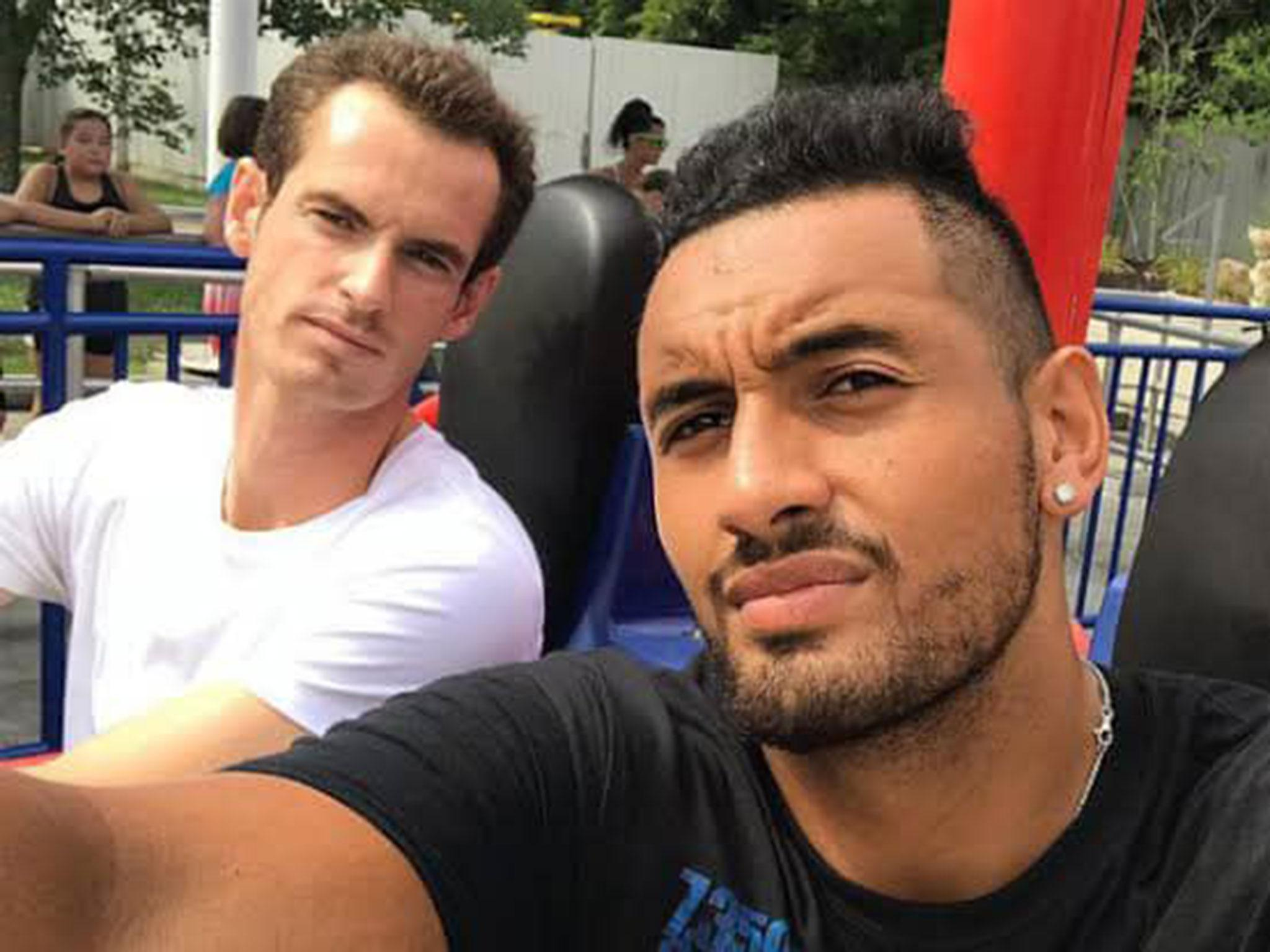 Andy Murray retires: Nick Kyrgios posts touching and personal message to close friend after announcement