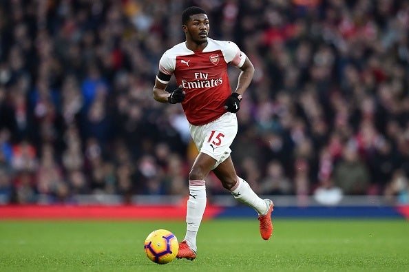Ainsley Maitland-Niles wants to become Arsenal's first-choice winger