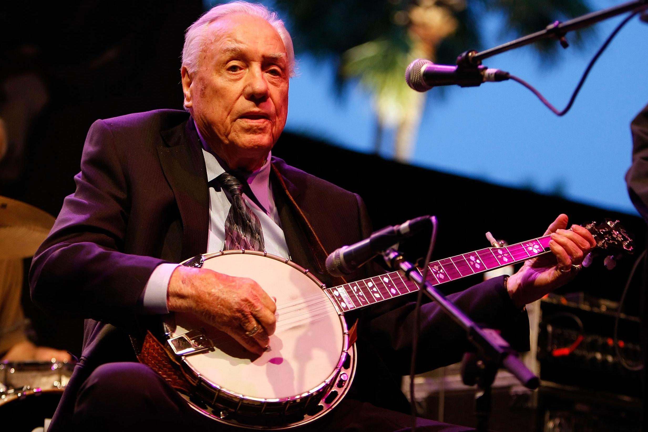 Earl Scruggs: Four things to know about the celebrated bluegrass banjo player