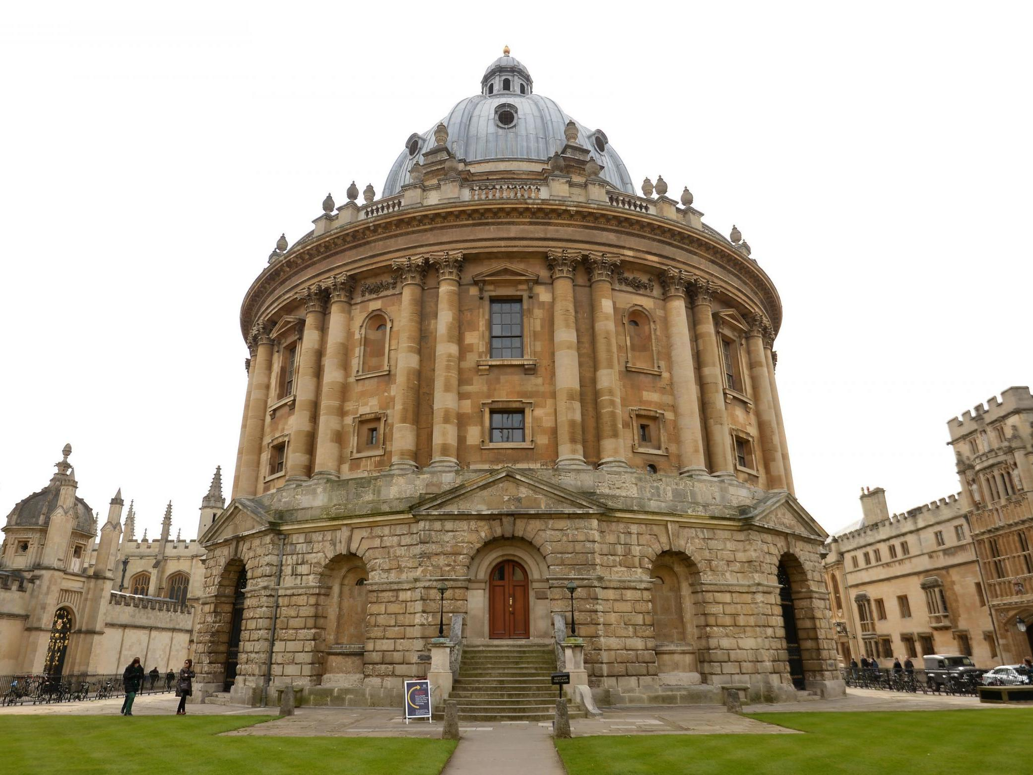 Oxford professor denies homophobia accusations after 400 students call for him to be fired