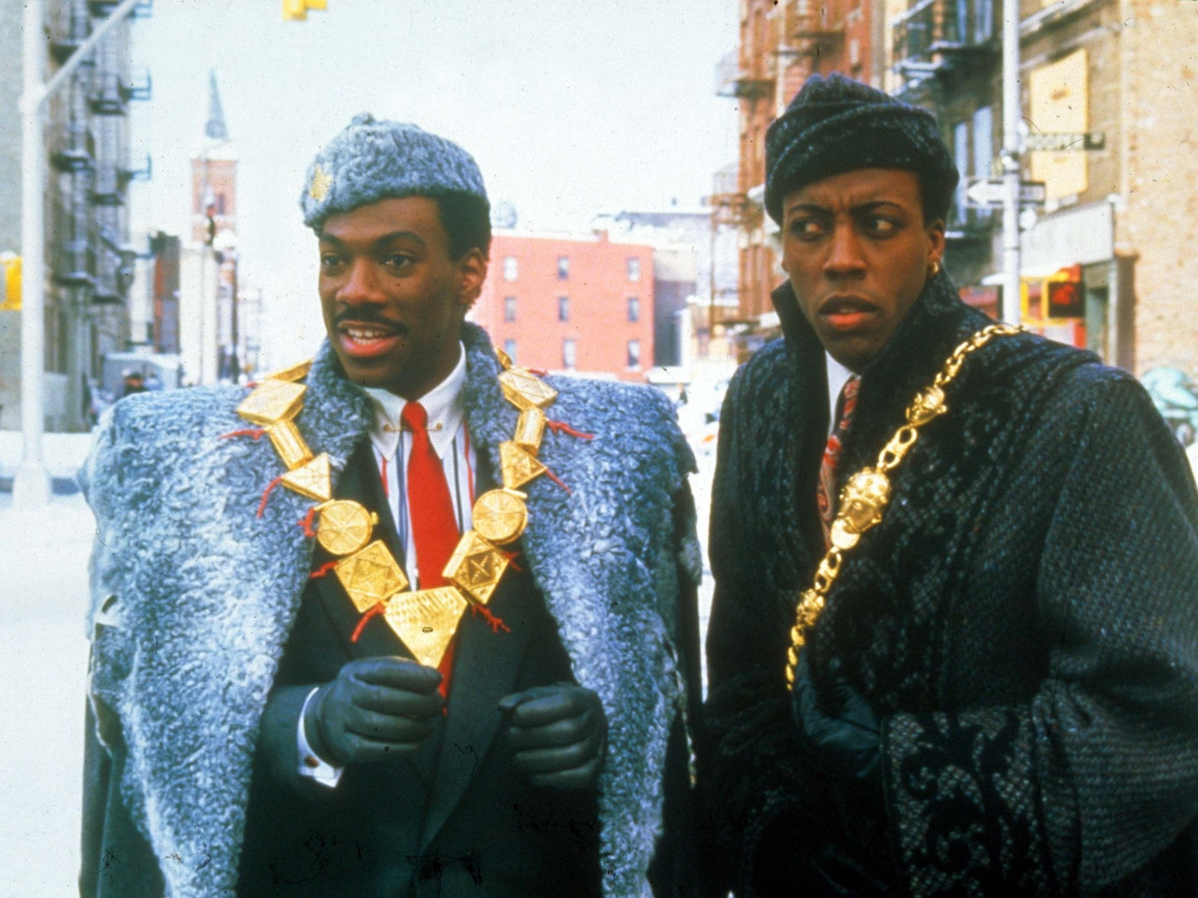 Eddie Murphy to return in Coming to America sequel
