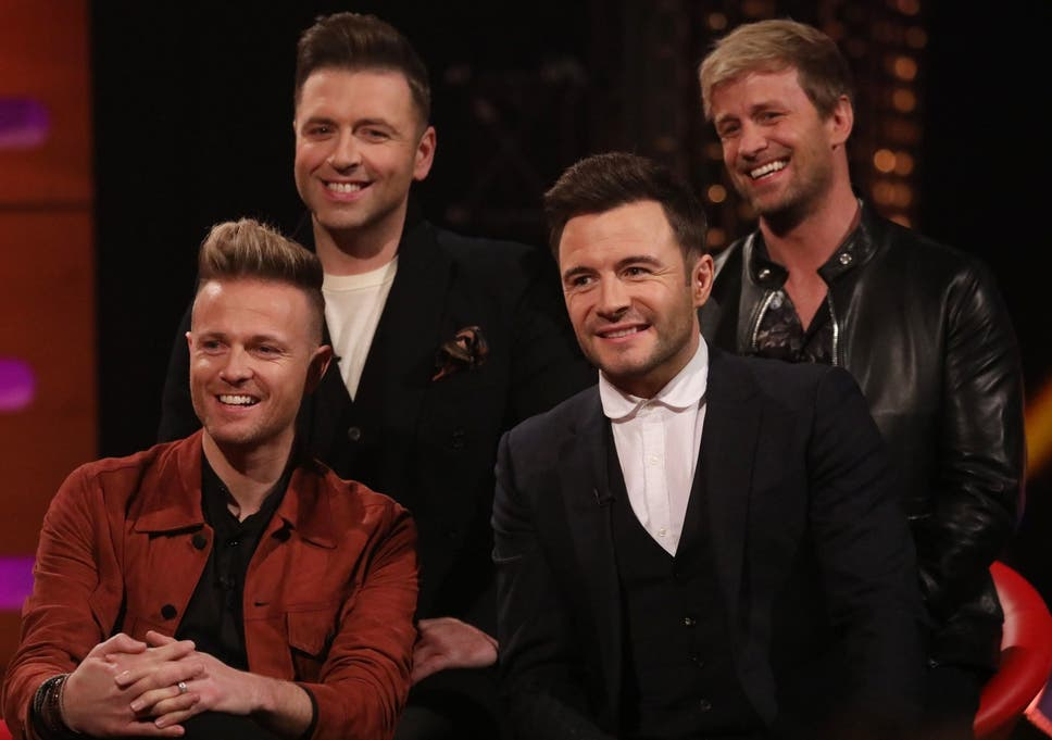 Westlife release video for comeback single 'Hello My Love