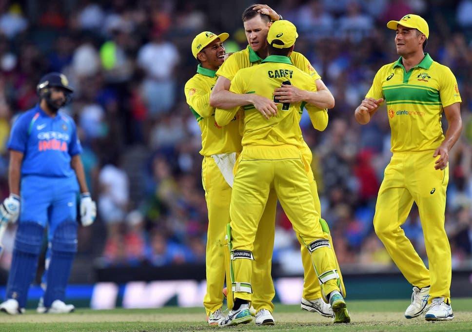 Australia Vs India Rohit Sharma S Superb Century In Vain As