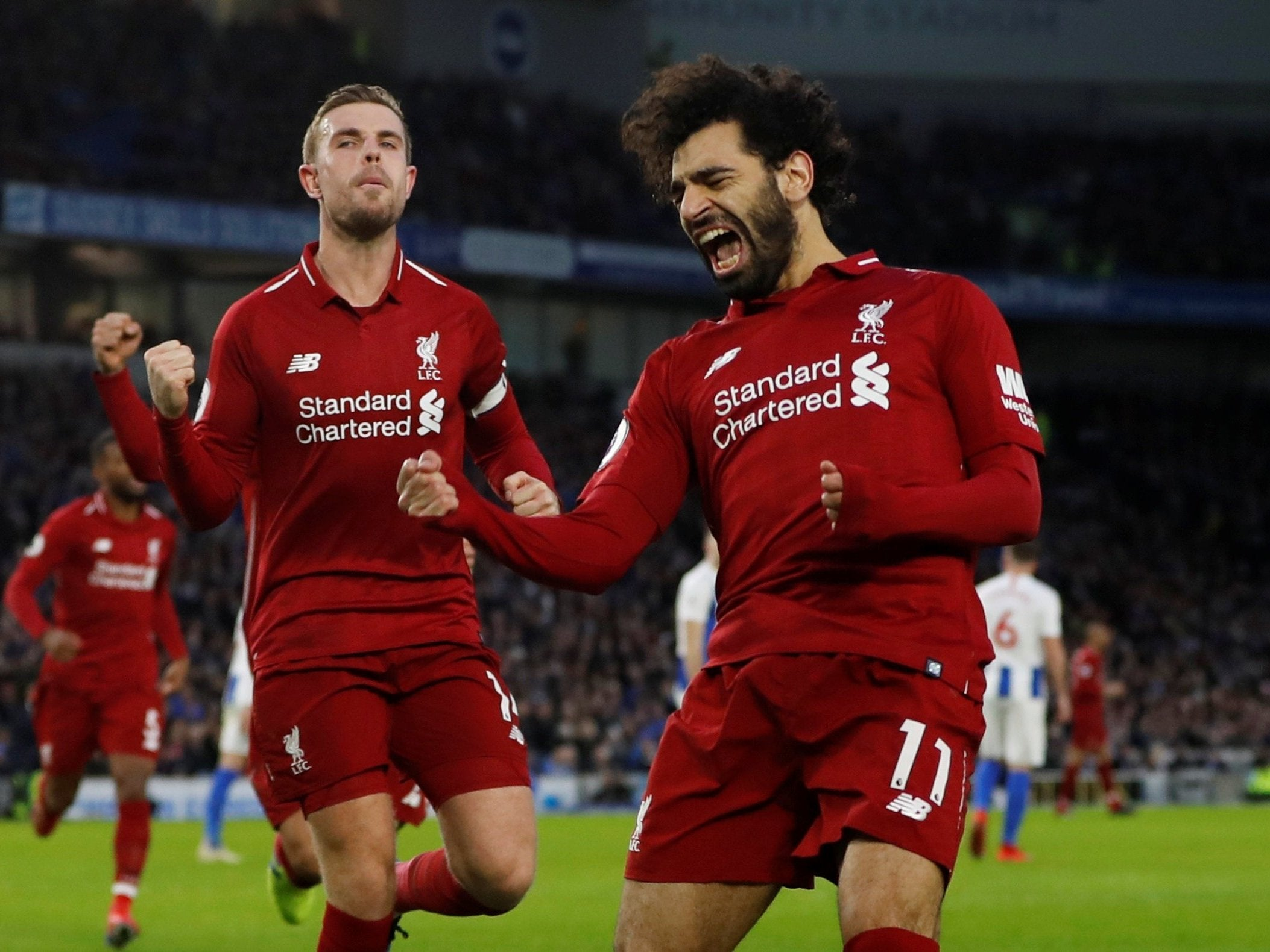 Brighton vs Liverpool: Five things we learned as Mohamed Salah's penalty resumes Reds' Premier League push