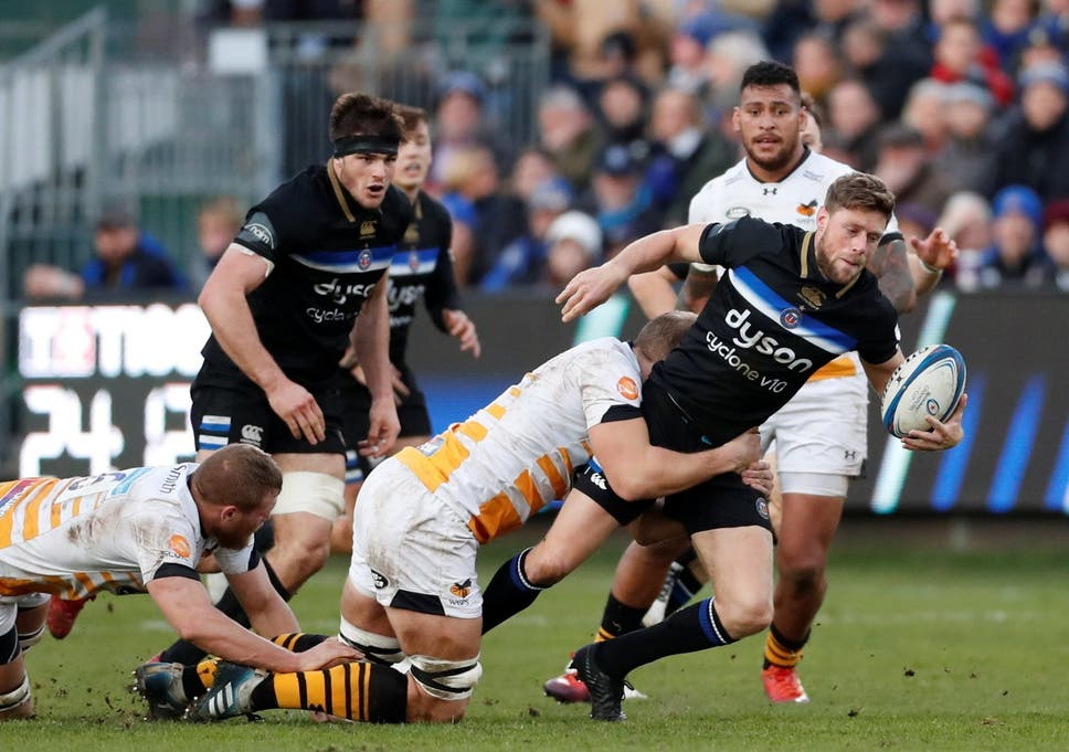 d3bd5b613e5 Rhys Priestland kicked the match-winning penalty for Bath in the 79th minute