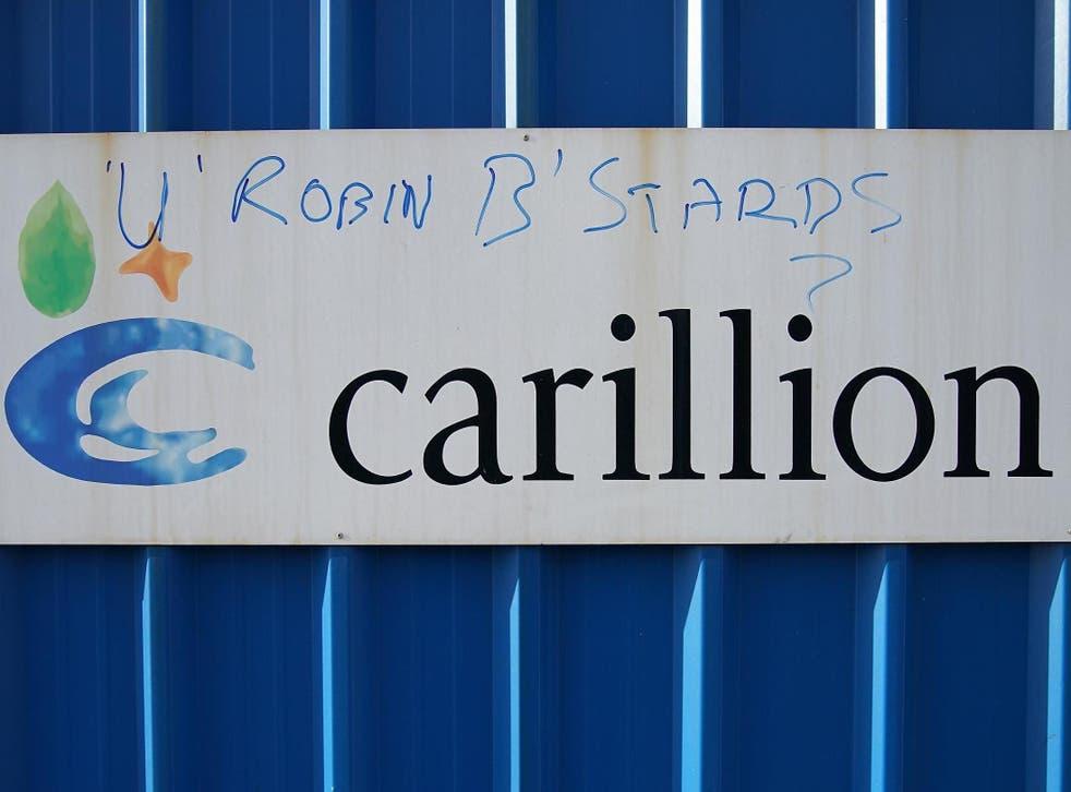Carillion: Why didn't the auditors raise the alarm?