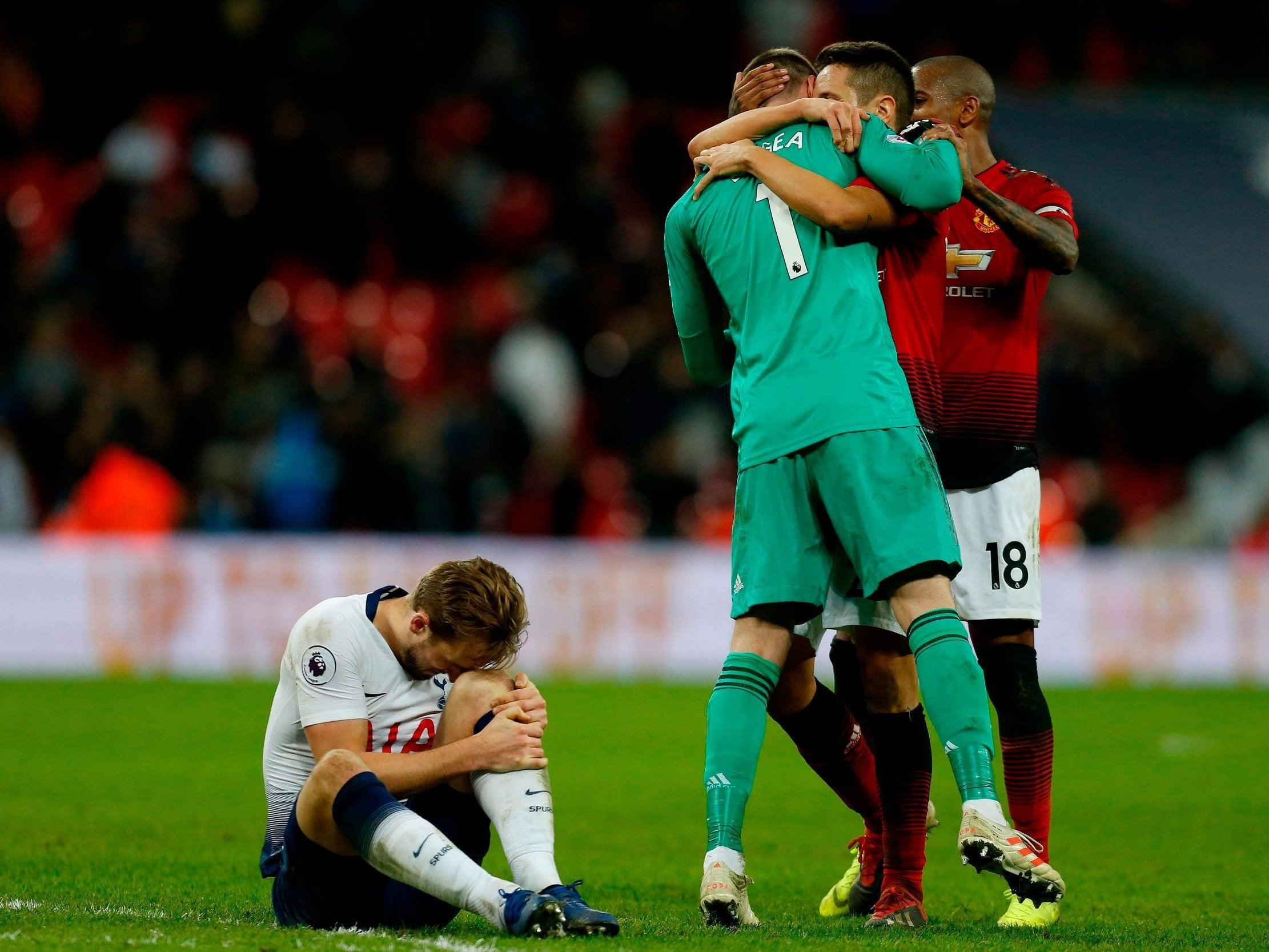 Tottenham vs Manchester United: Spurs gave everything but ...