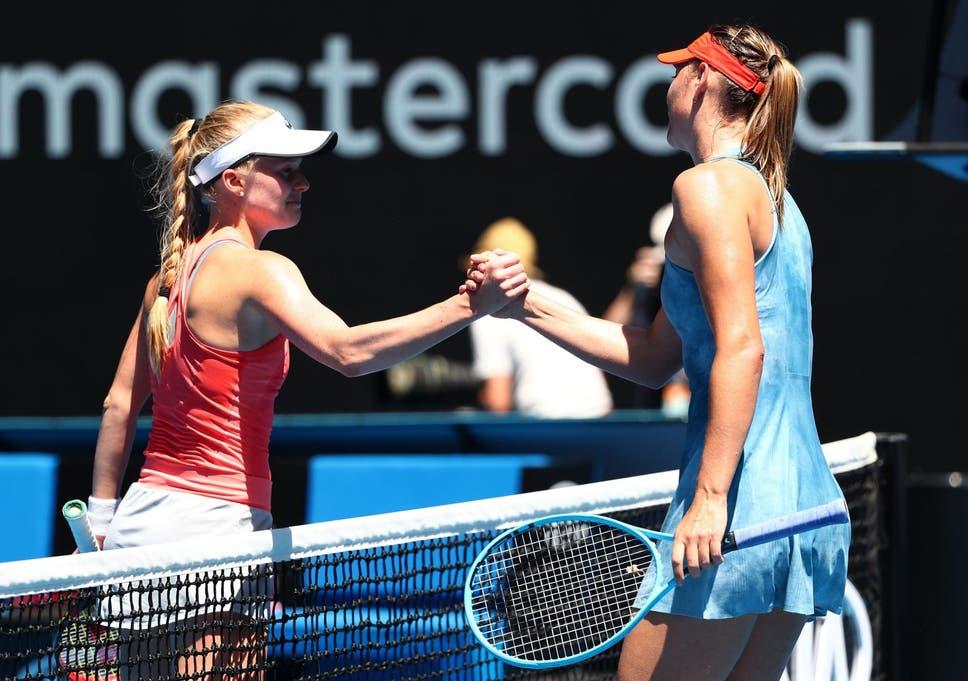 Australian Open 2019 Heather Watson And Harriet Dart Left In Tears