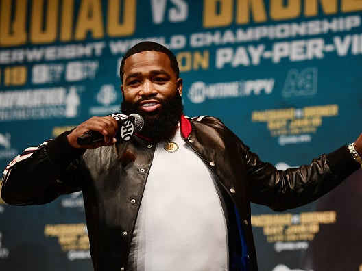 Adrien Broner: American boxer threatens to shoot gay men in the face in vile homophobic rant