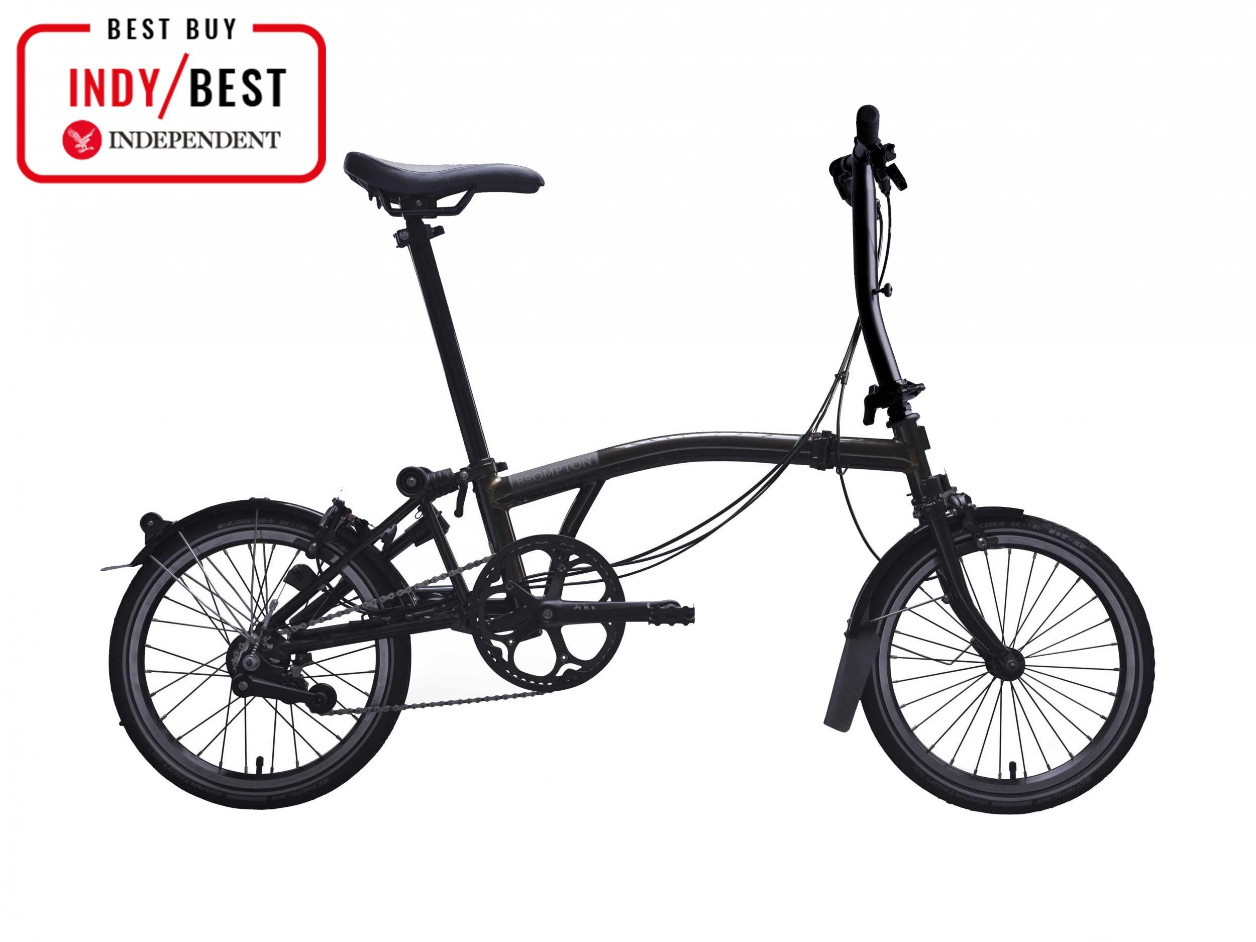 6d085031f2a 10 best folding bikes | The Independent