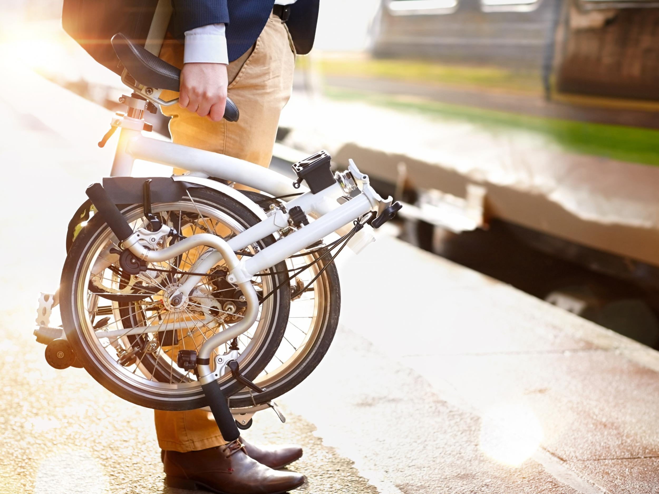 c2f13f6979e 10 best folding bikes | The Independent