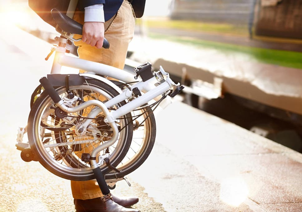 10 best folding bikes | The Independent
