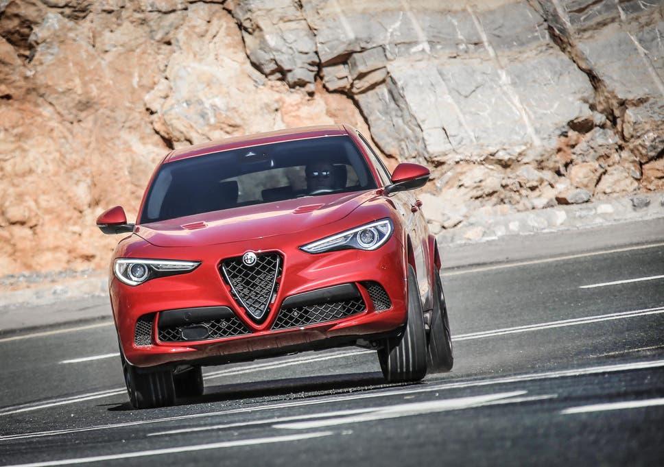 Alfa Romeo Stelvio Quadrifoglio An Suv That Lives Up To Its Looks