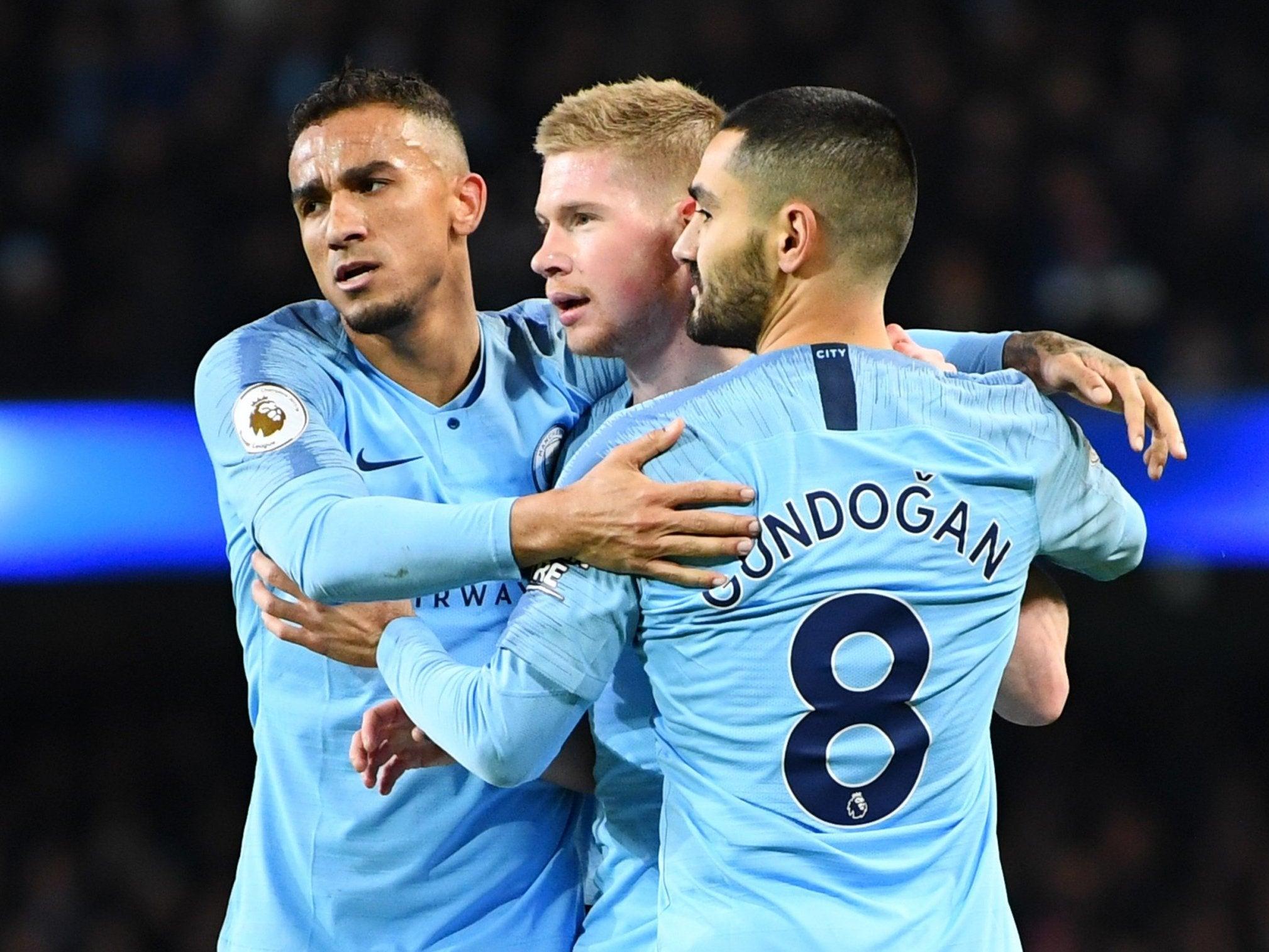 Prediksi Skor Bola Huddersfield vs Manchester City 20 Januari 2019
