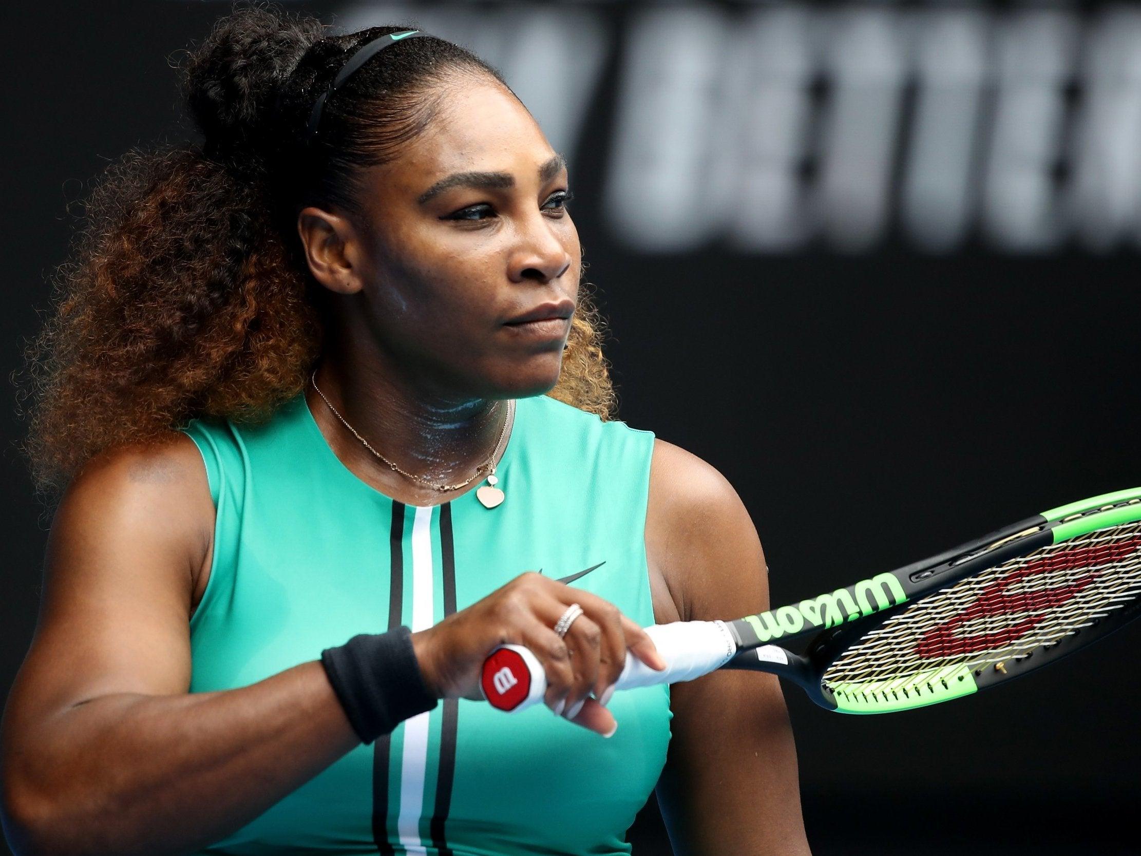 Serena Nude Photos 78
