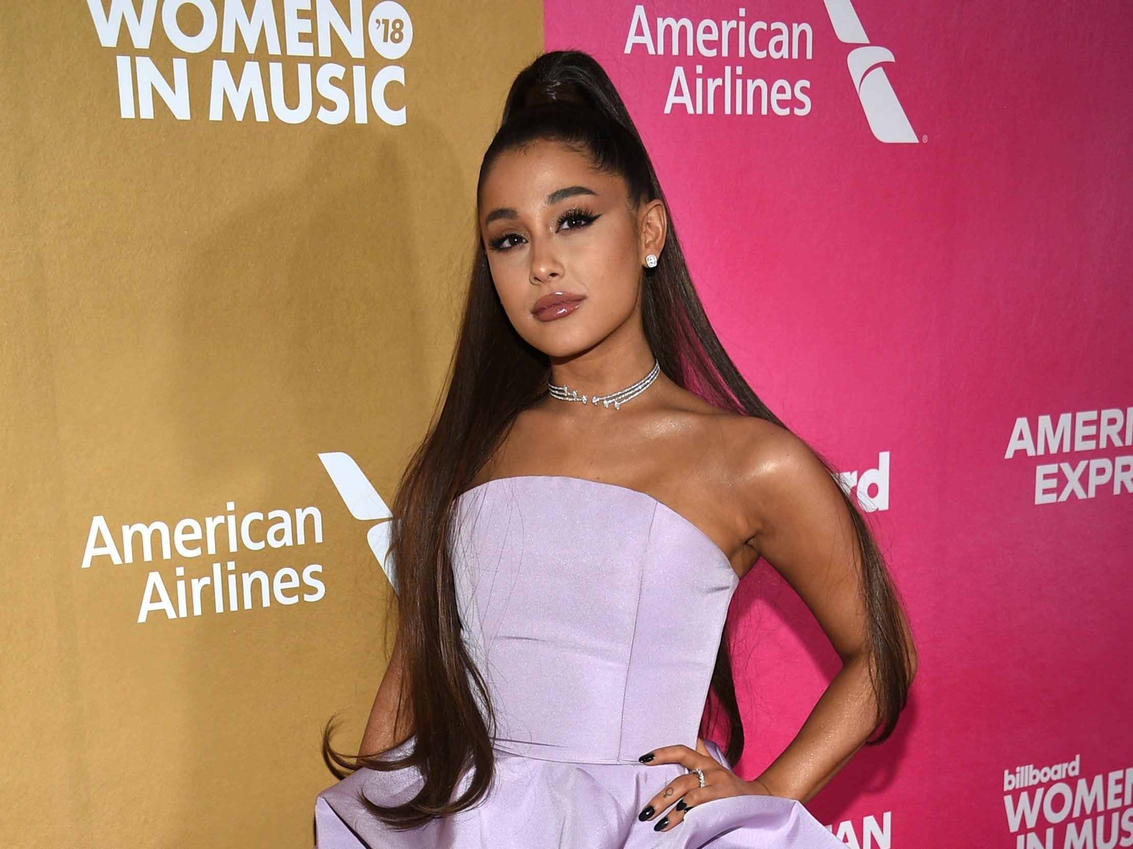 Ariana Grande Responds To Tattoo Controversy With Series Of