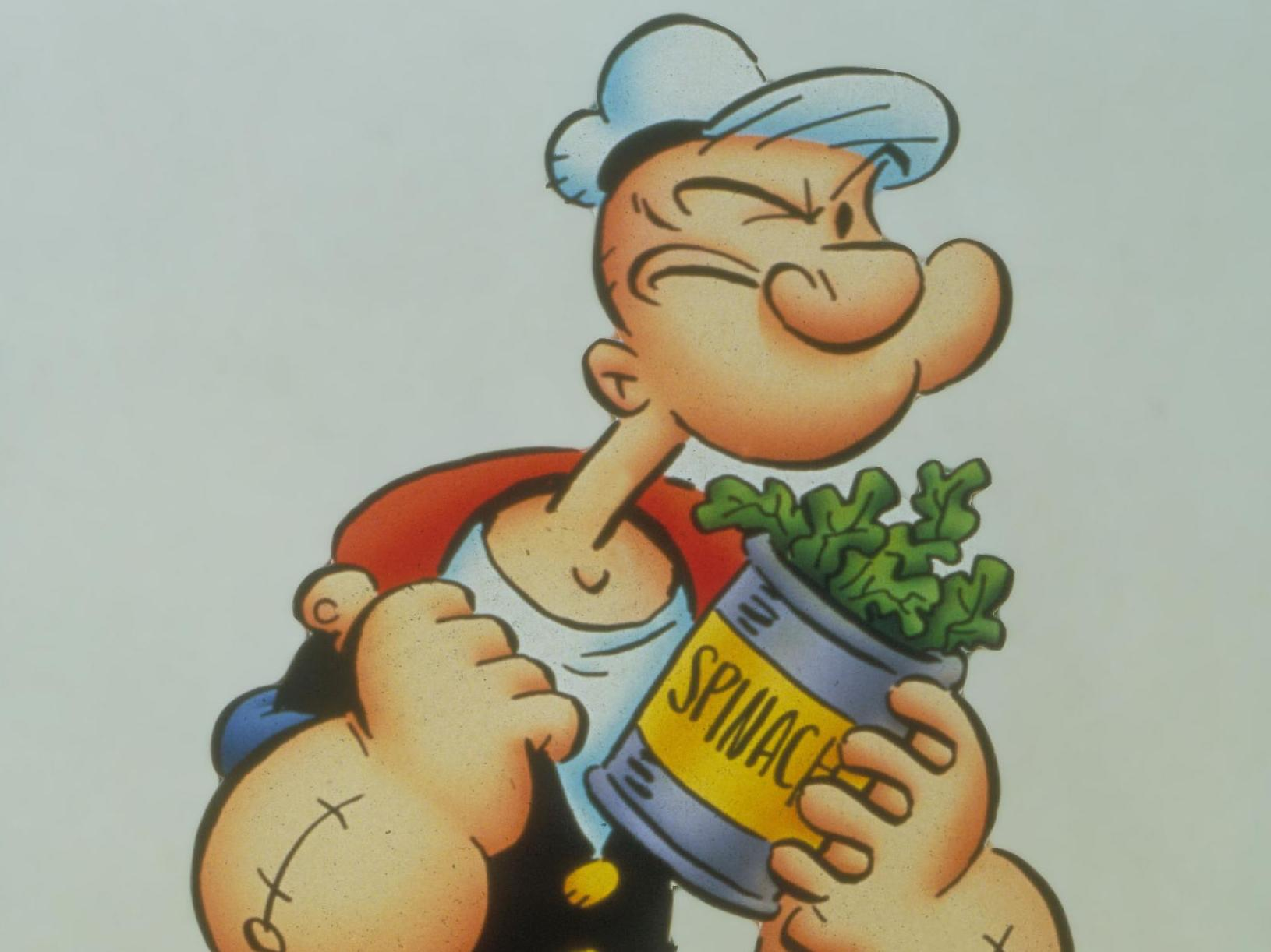 Popeye at 90: How the spinach-chugging sailor became an American classic
