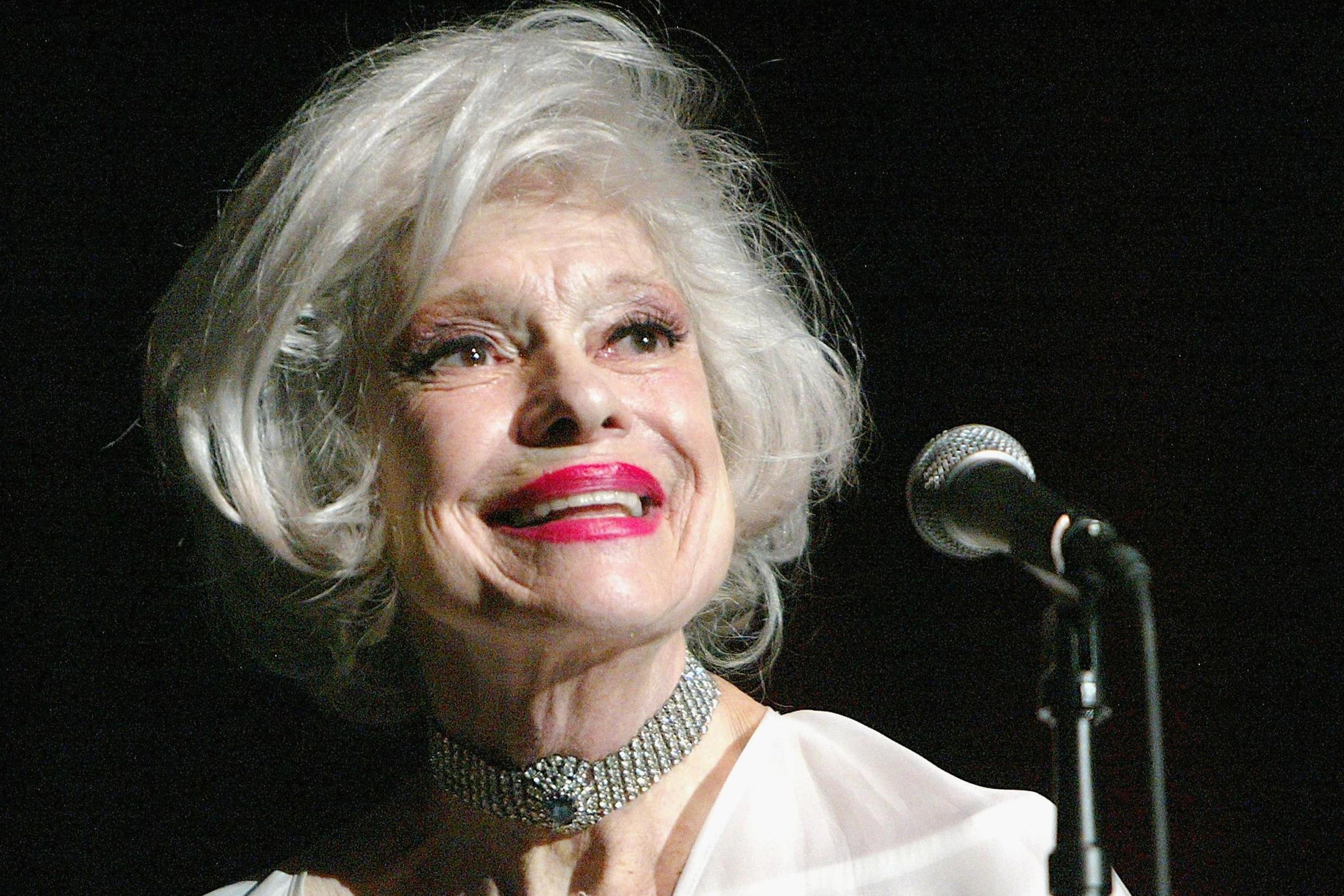 Carol Channing dead: Legendary Broadway actress dies aged 97