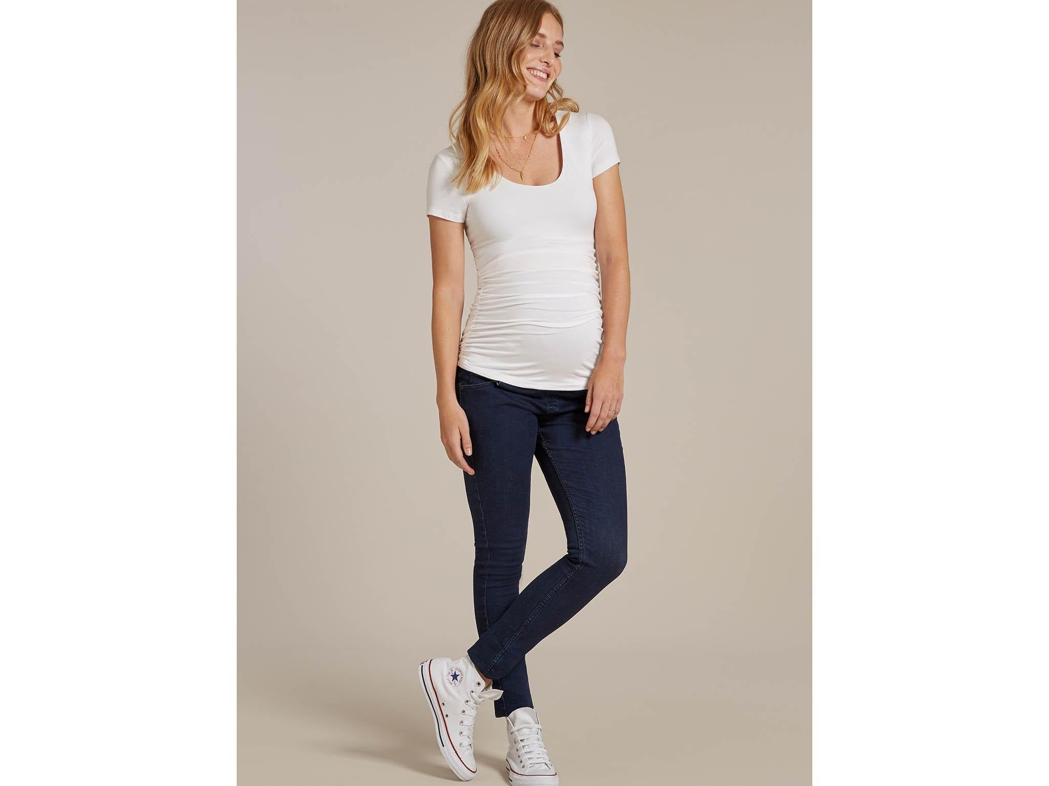 1866964e308 10 best maternity jeans | The Independent