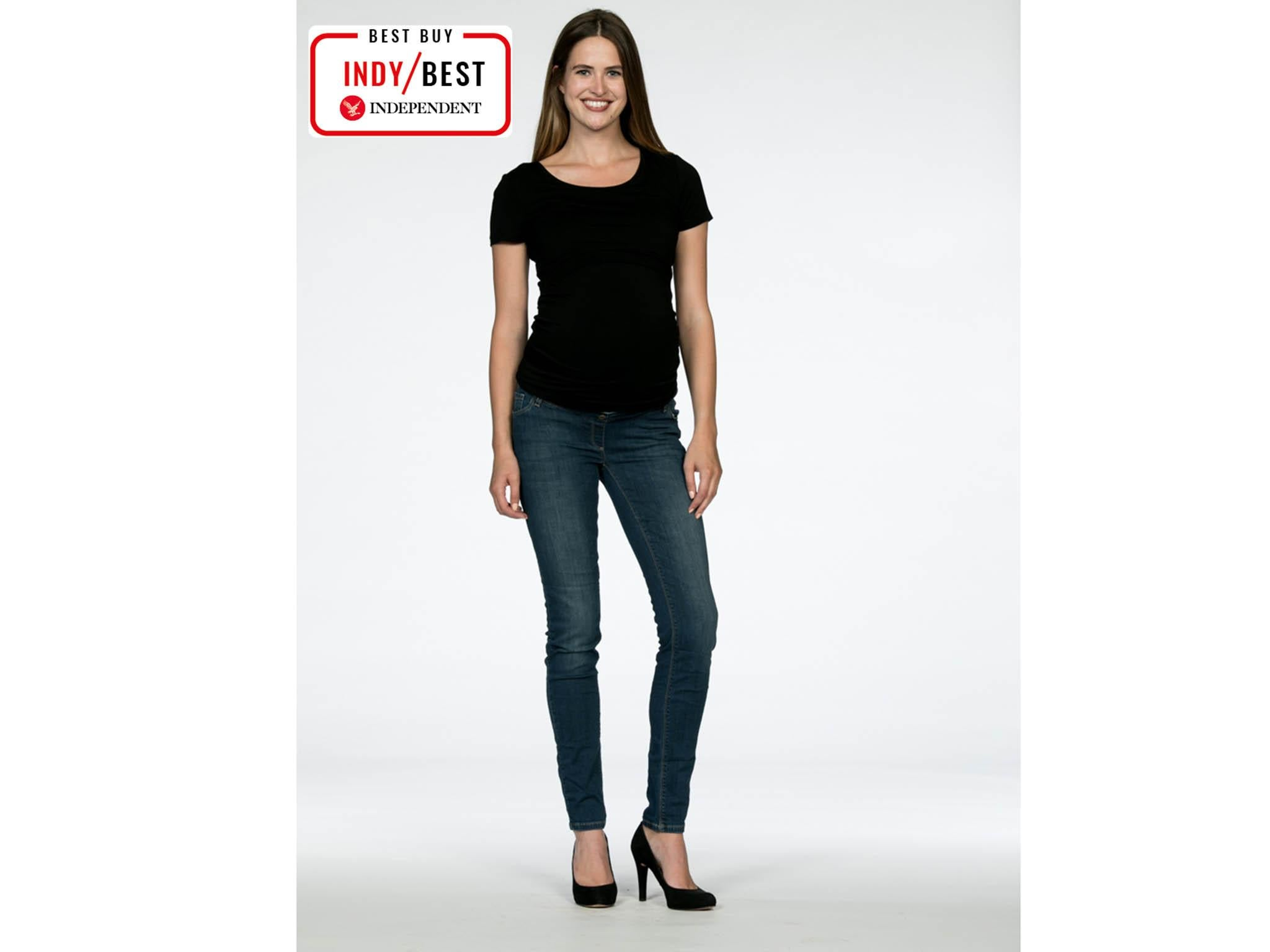 c07c7dbc84 10 best maternity jeans | The Independent