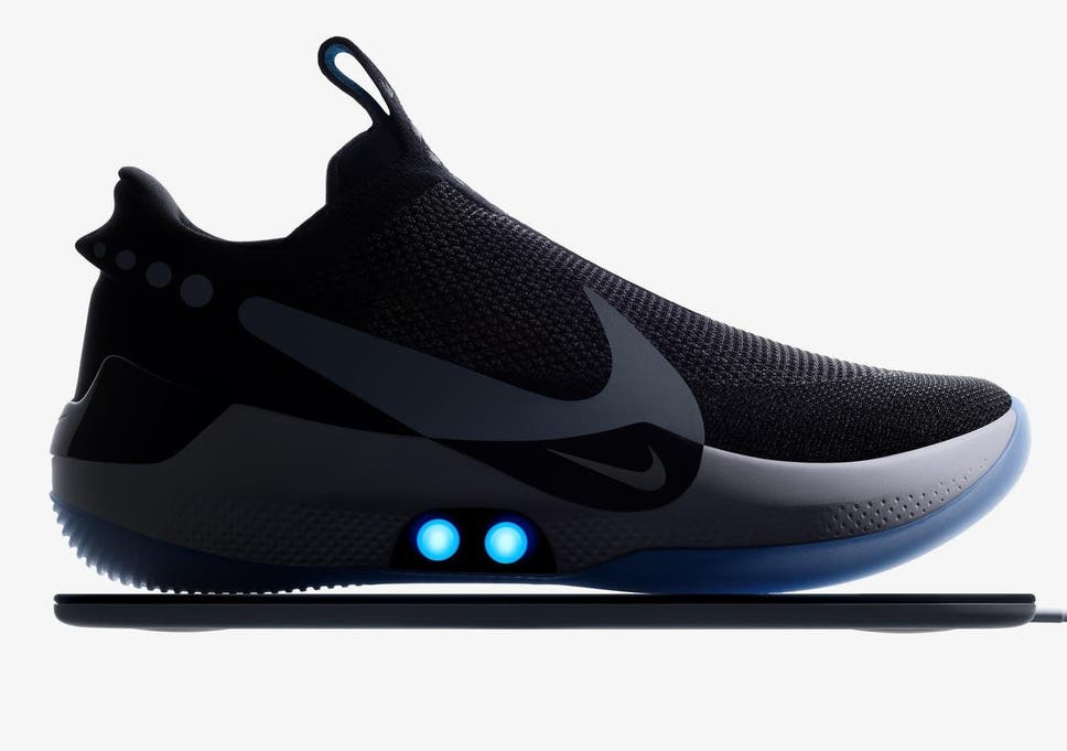 93de401c Nike Adapt BB: New self-lacing trainer app breaks just days after launch
