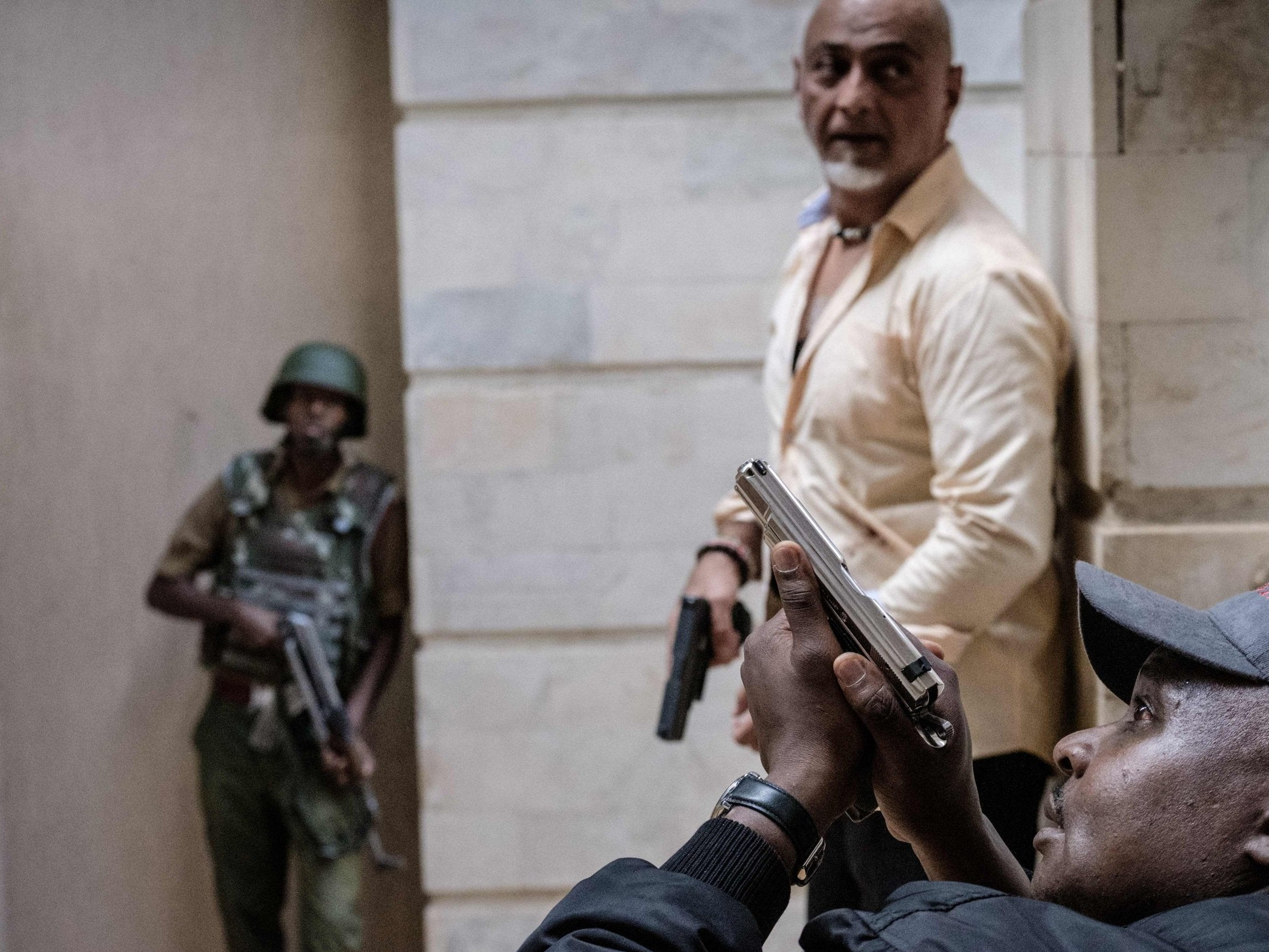 Nairobi hotel attack a grim reminder of spectre of the terrorism