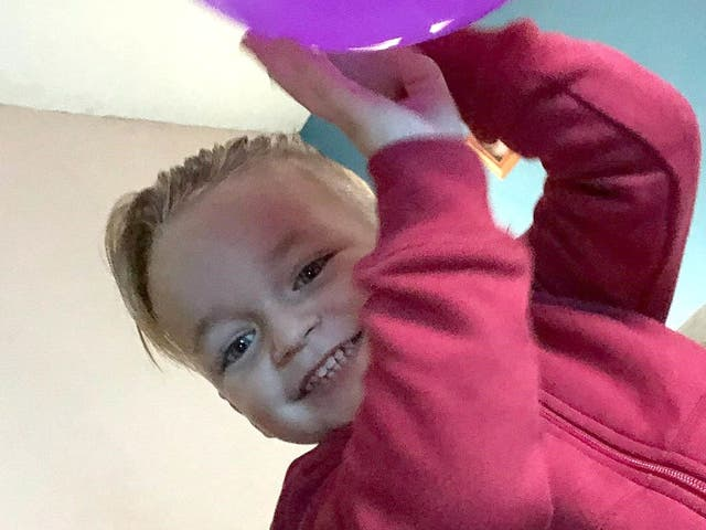 Alfie Lamb, 3, died after he was crushed by an electric car seat, the Old Bailey was told