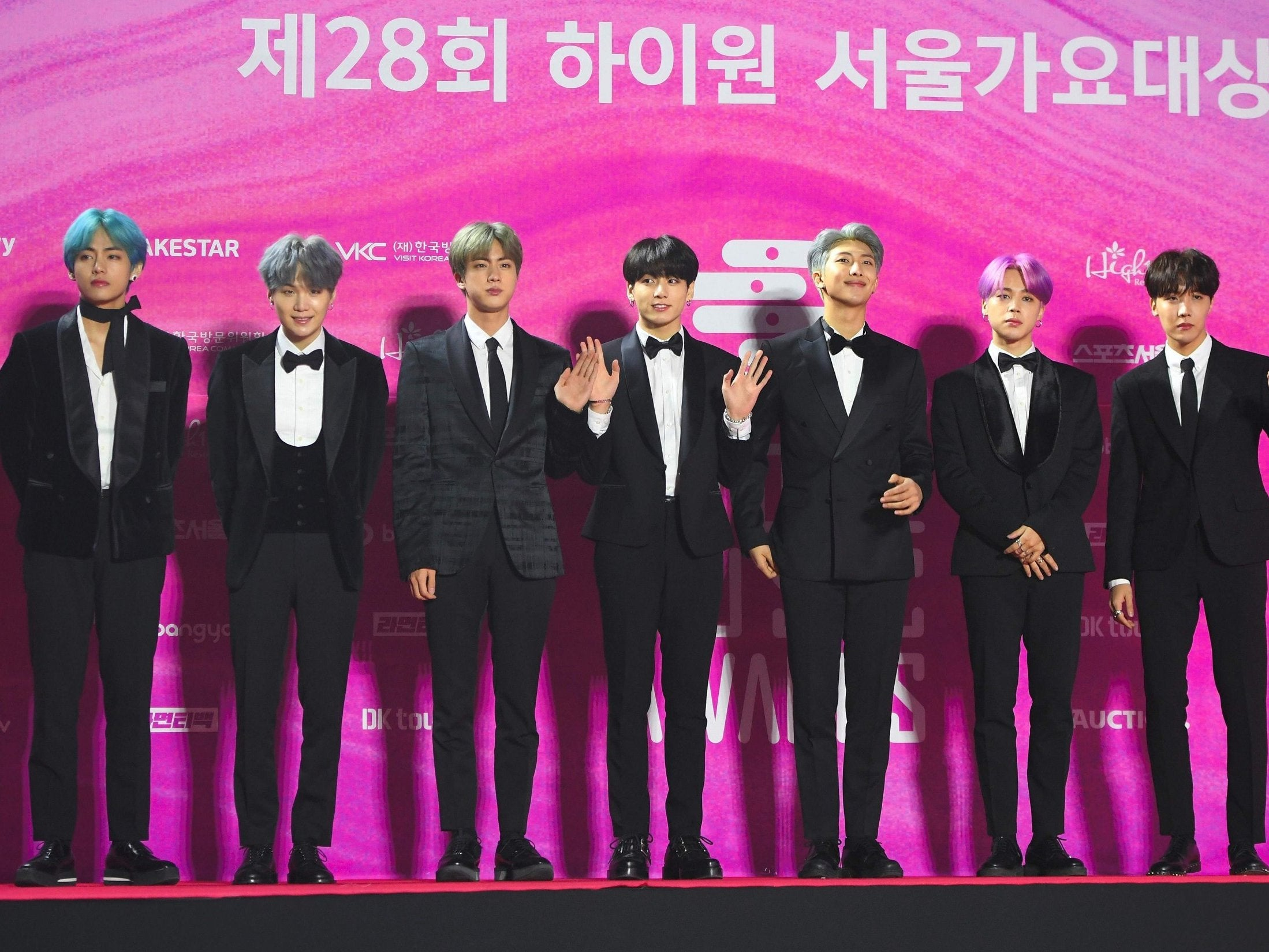Grammys 2019 Bts To Present Award At Ceremony The Independent