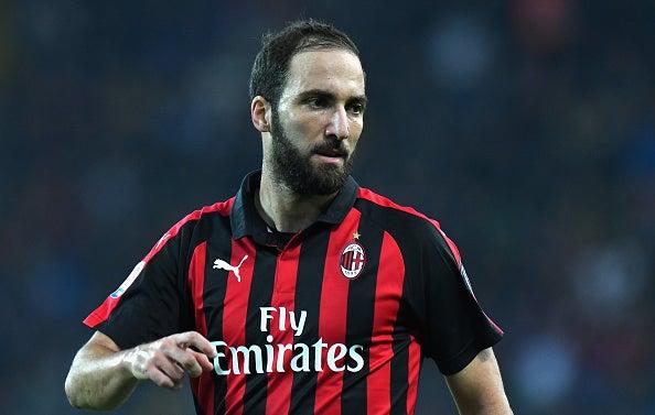 Chelsea transfer news: Gonzalo Higuain won't make debut against Tottenham, Maurizio Sarri confirms