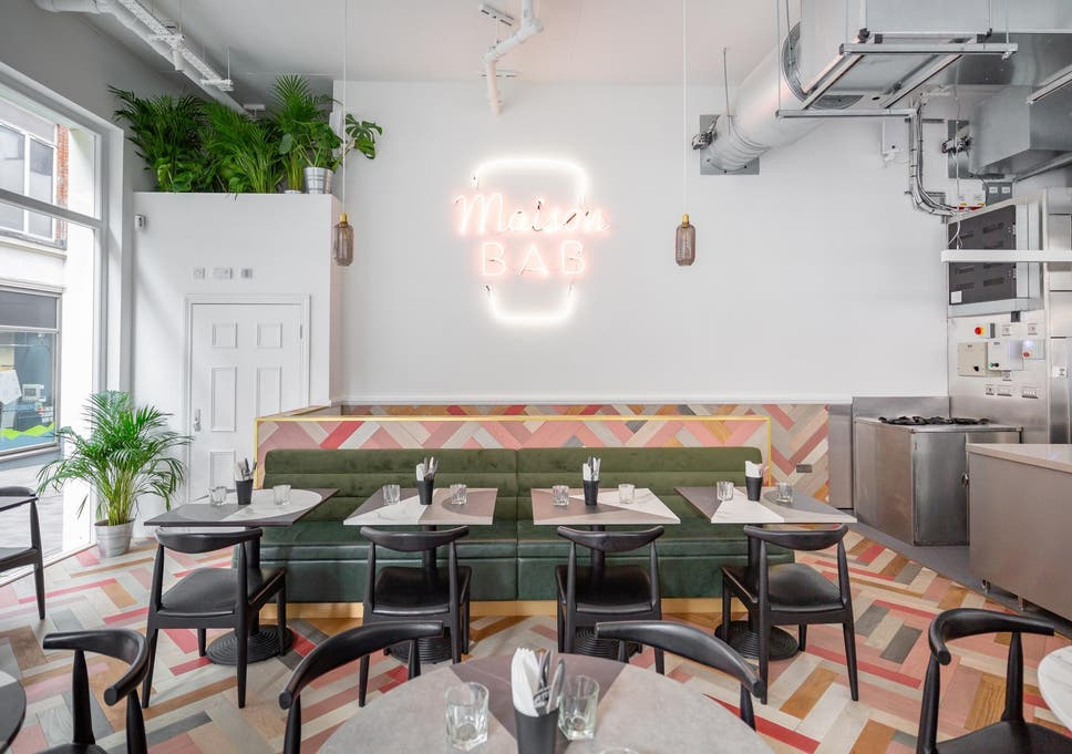 Maison Bab Restaurant Review If We Insist On Reinventing