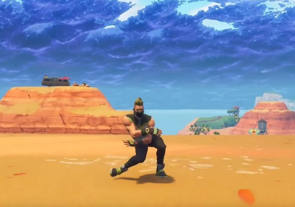 Fortnite creators Epic Games sued over dance by mother of
