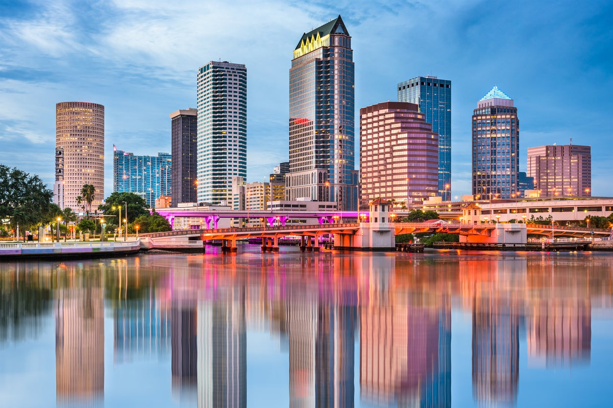 Tampa city guide: Where to experience the hip side of Florida's theme park capital
