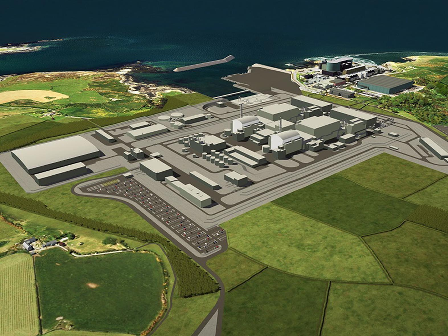 Government signals shift from nuclear power to renewable energy, as Hitachi suspends work on Wylfa plant